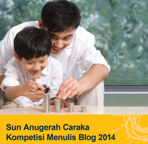 iklan kompetisi foto sun life  Agustus 2014