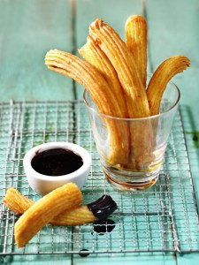 churos kentang- snack dari umbi