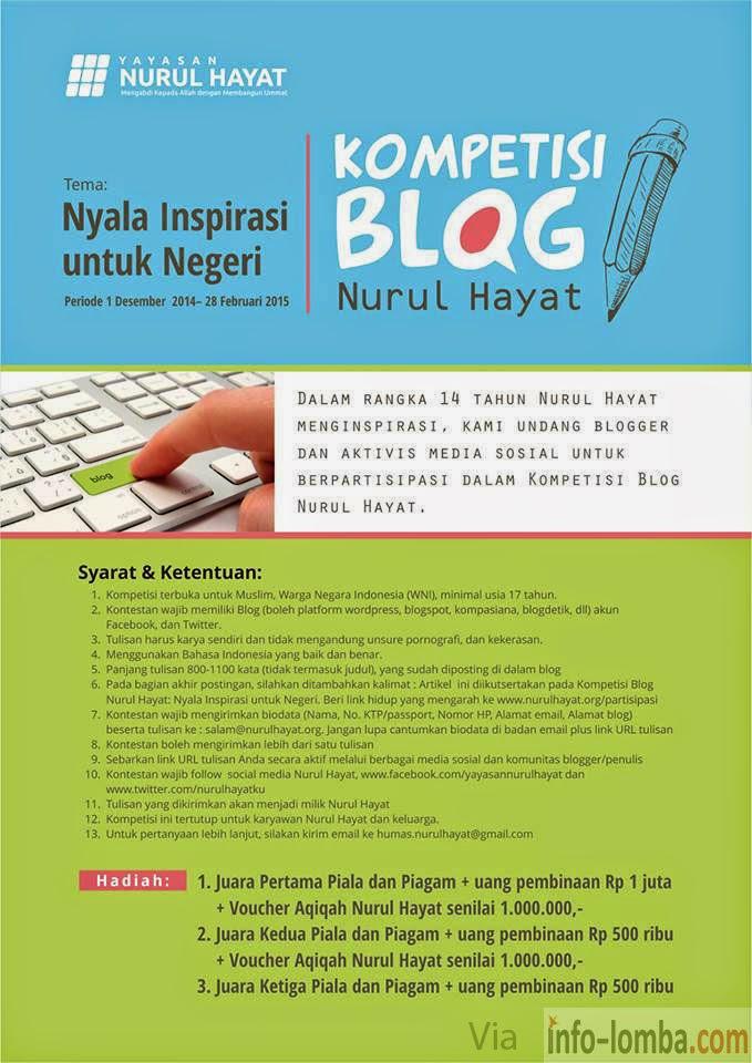 LOmba-Blog-NURUL HAYAT