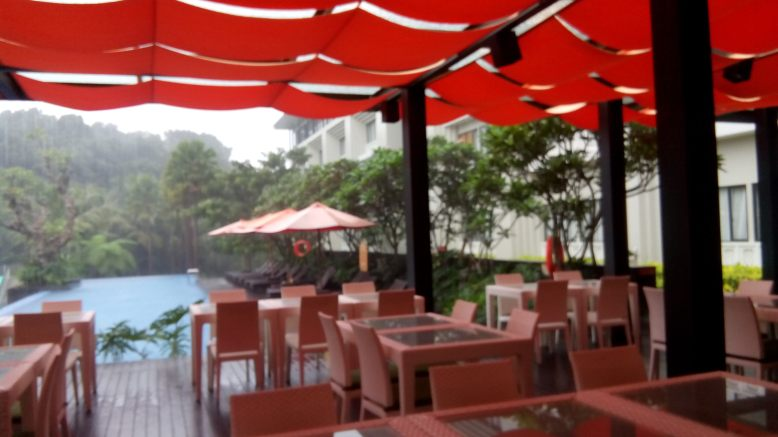 Resto Outdoor Harris Malang