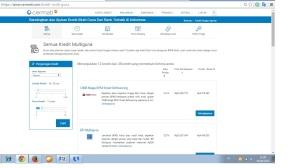 Perbandingan Kredit MultiGuna di cermati(dot)com
