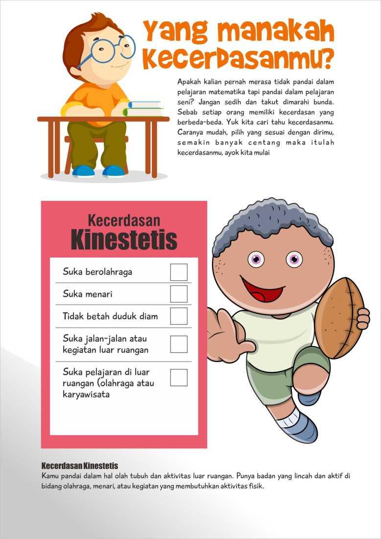 kecerdasan kinestetis
