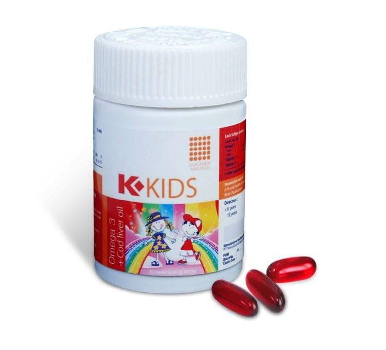 kkids omega 2