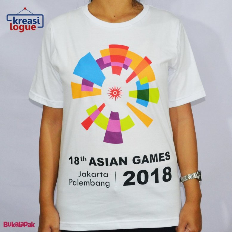 KAOS_LOGO_ASIAN_GAMES_2018_PUTIH_