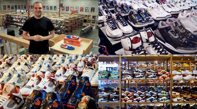 kolektor dua ribu sepatu