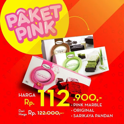 paket pink amanda