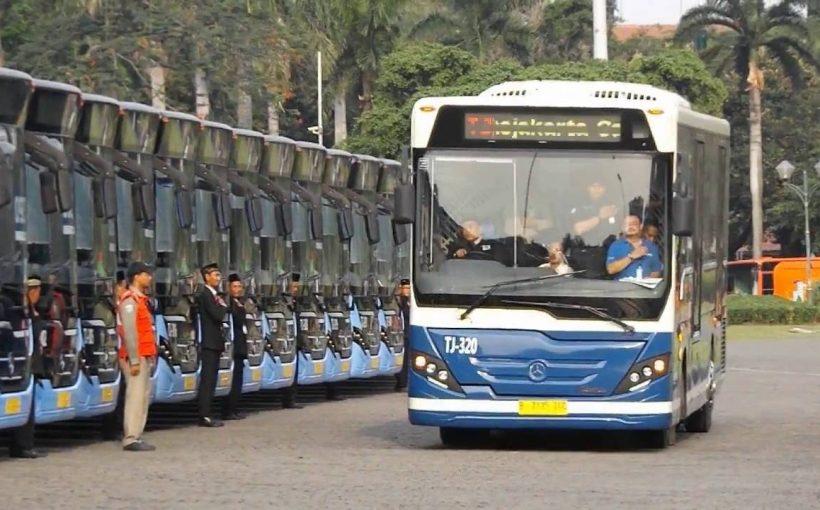 bus-Transjakarta